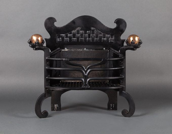 Antique firebasket