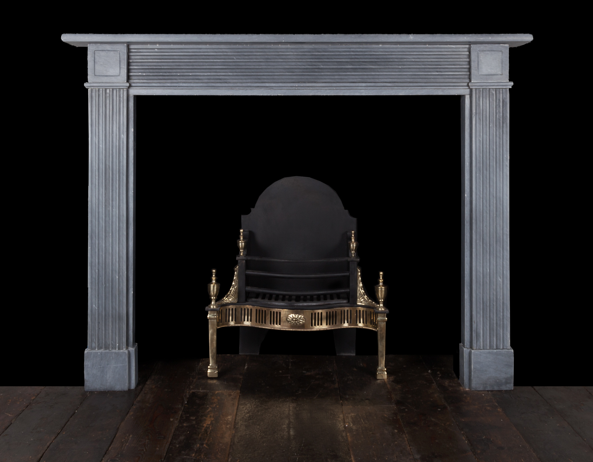 Pair of fireplaces- 19281