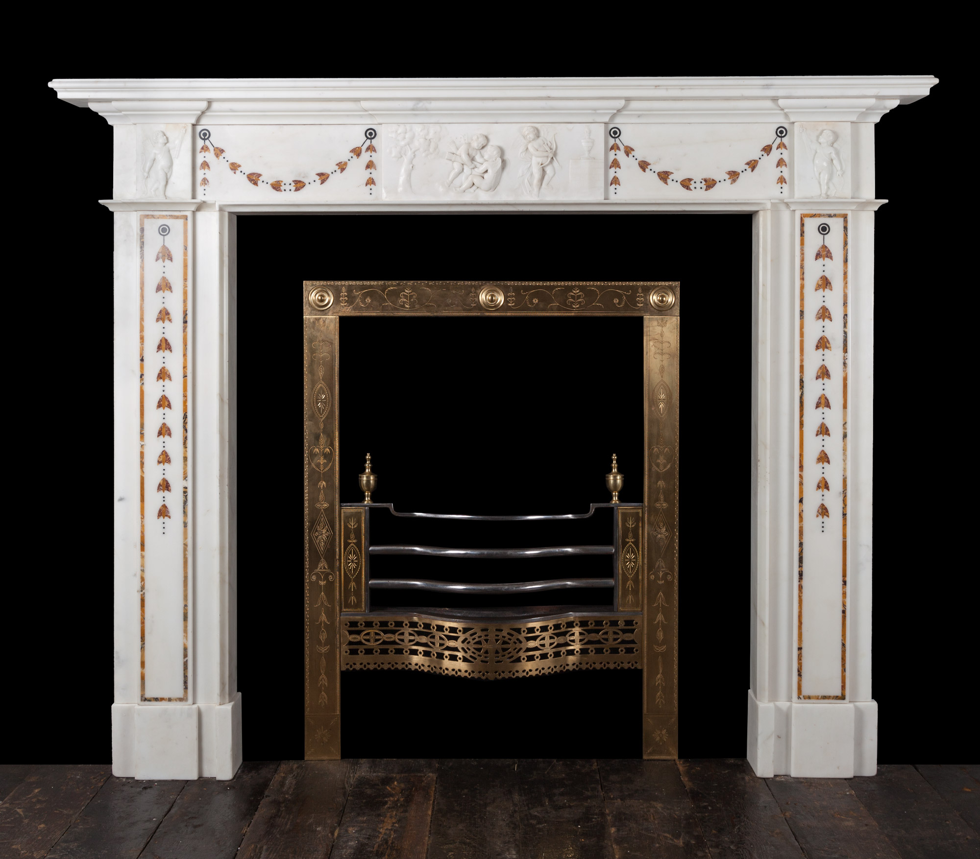 Georgian Fireplace – 18160