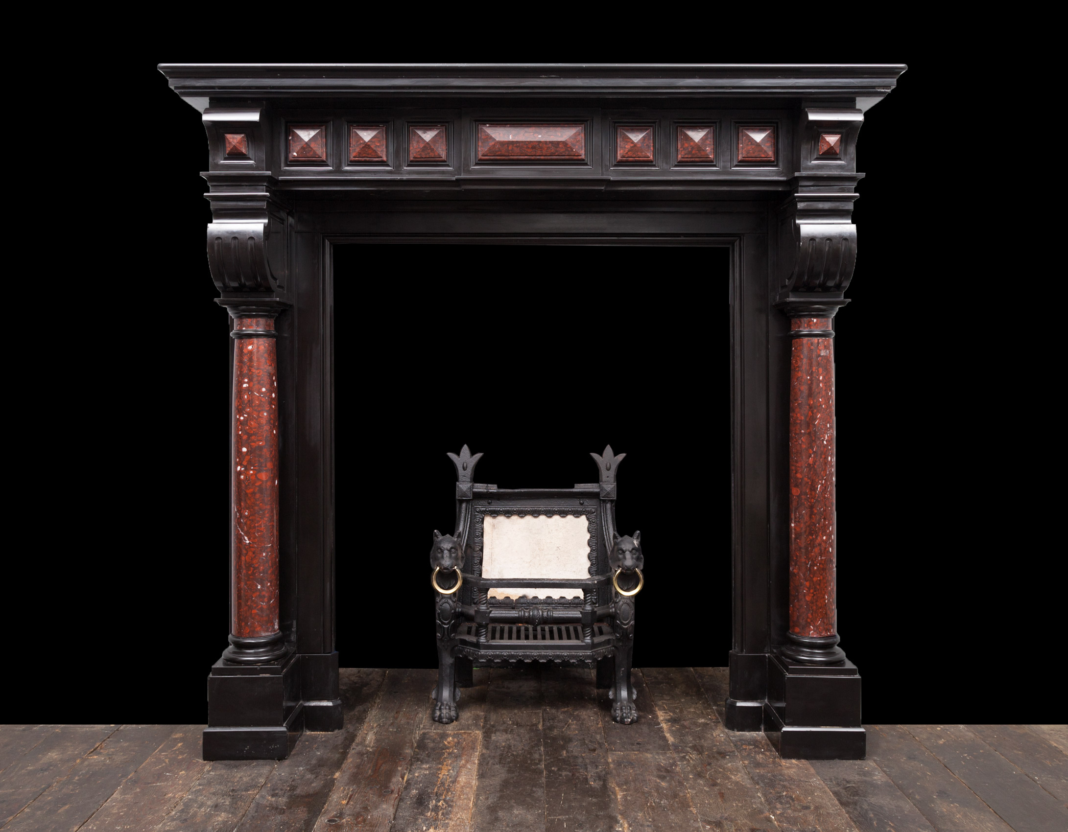 Antique Fireplace – 19290