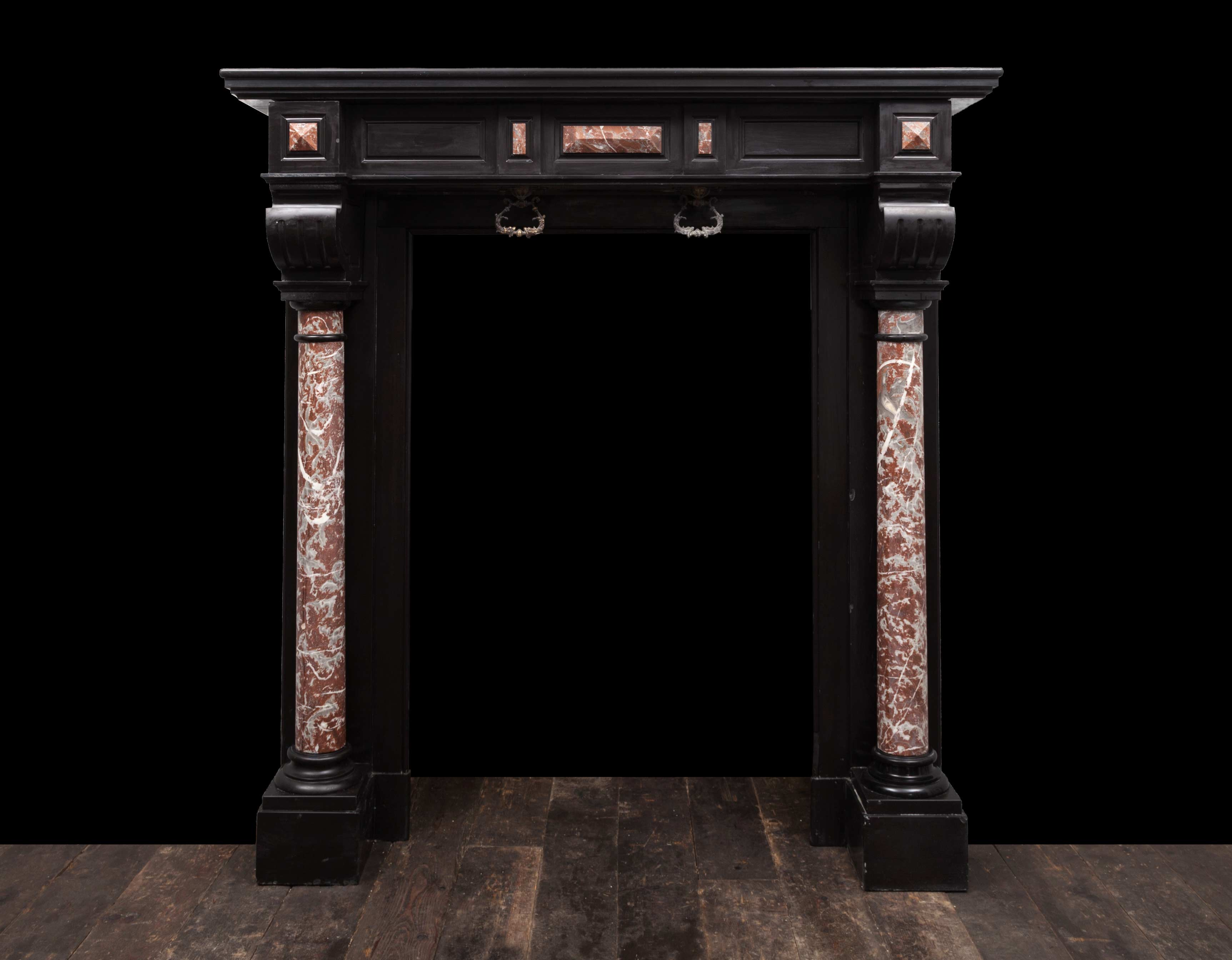 Antique Mantel – 19302