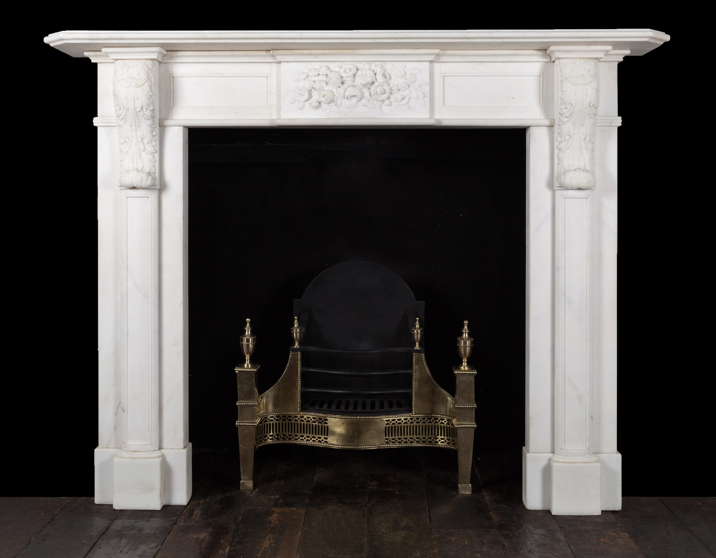 Georgian Fireplace – 19307