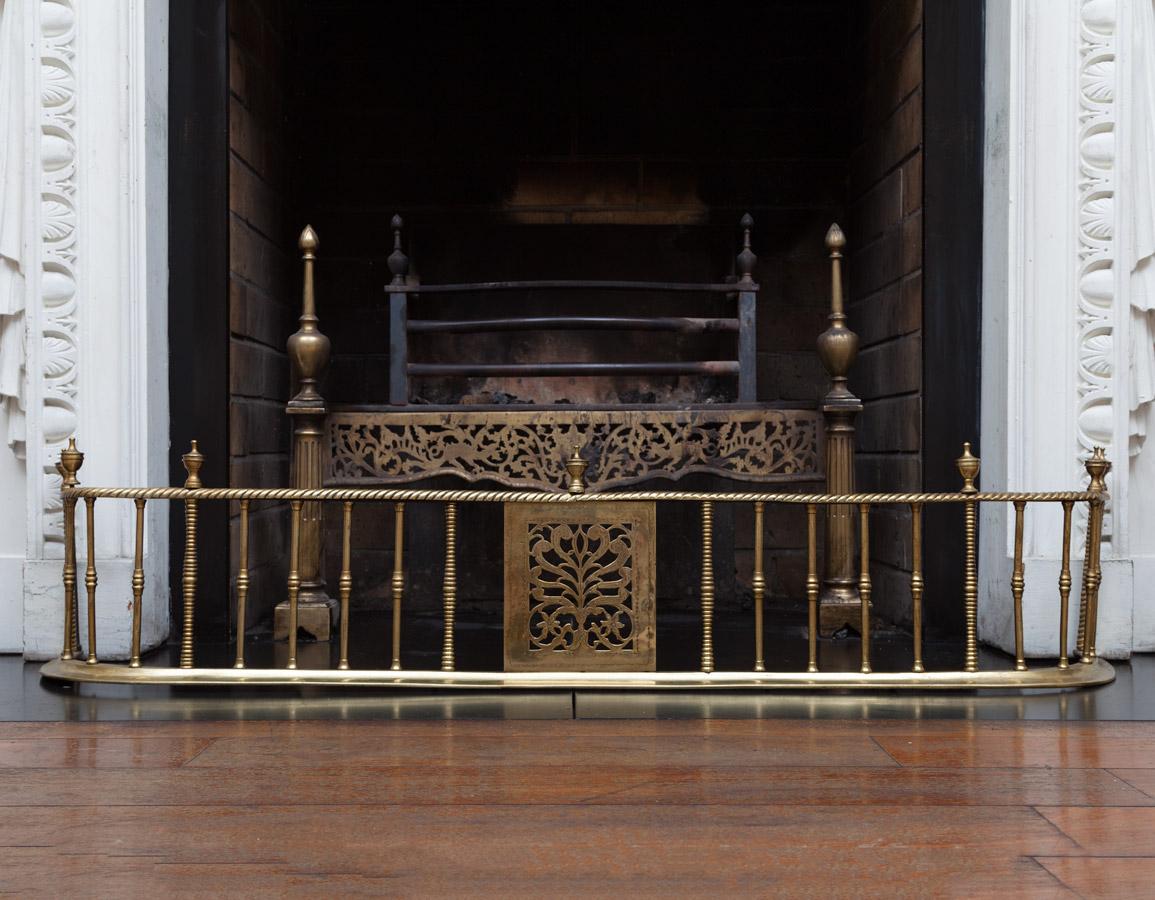 Fireplace Fender  – F044