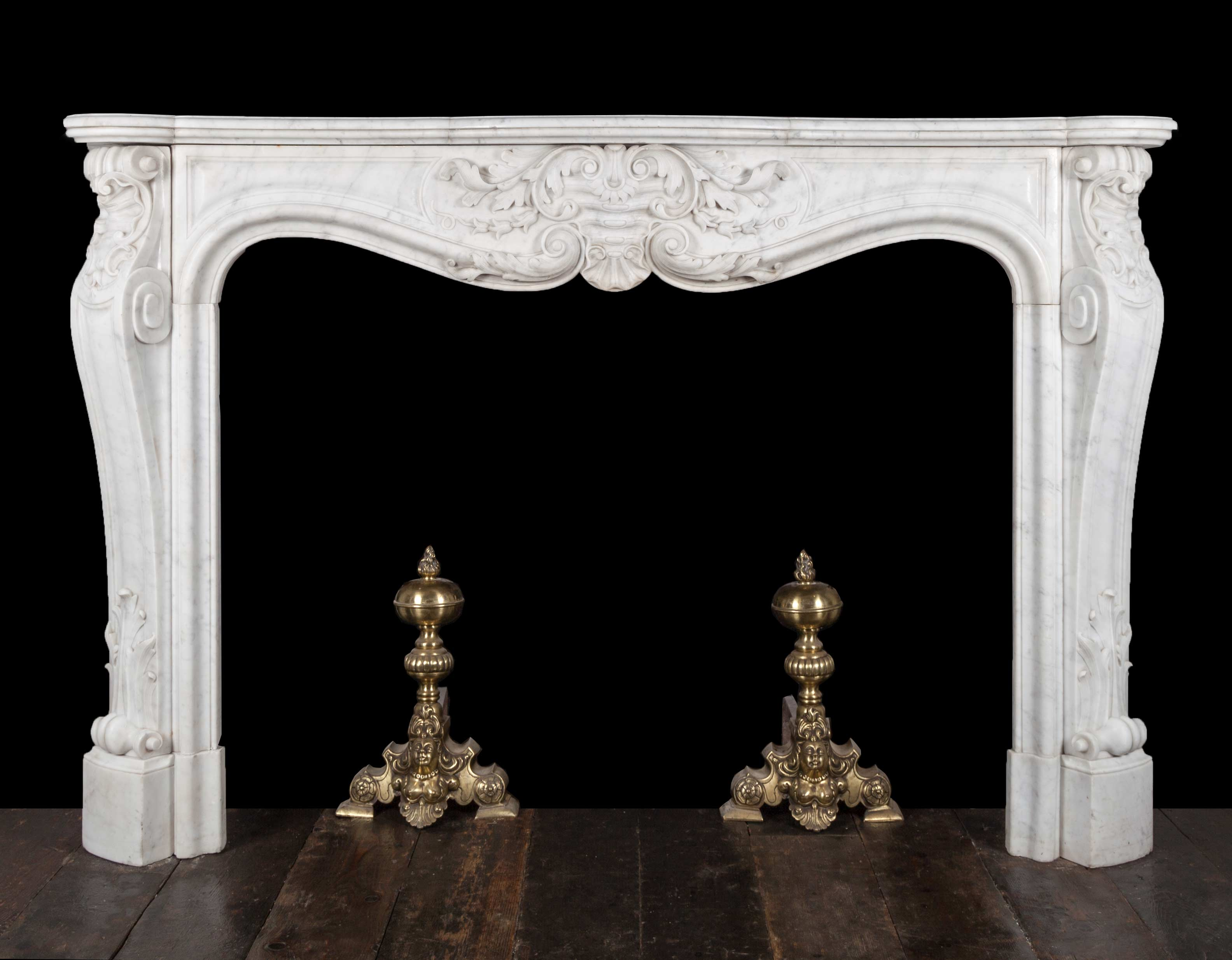 French fireplace – 19310