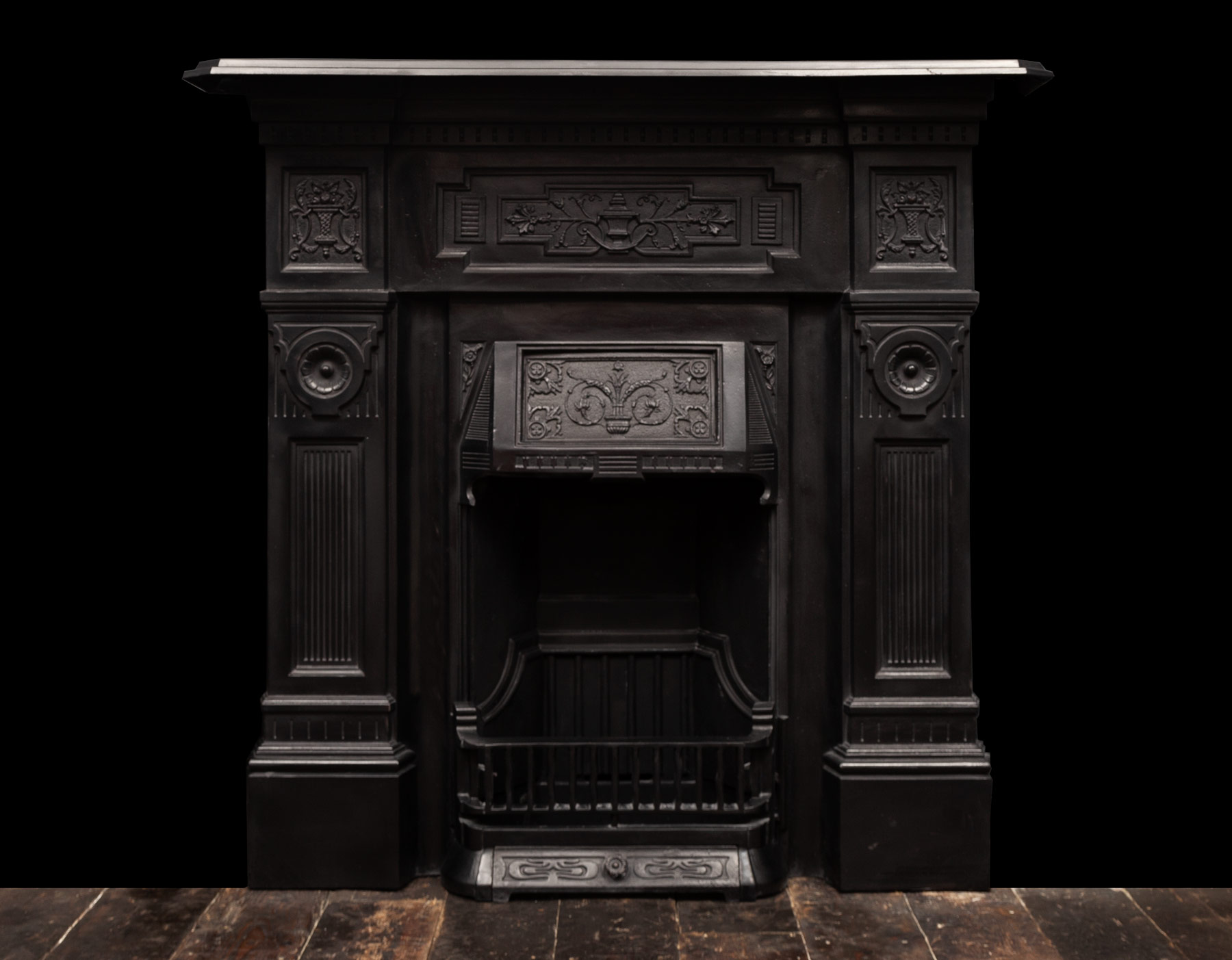 Cast-iron Fireplace – Ci183