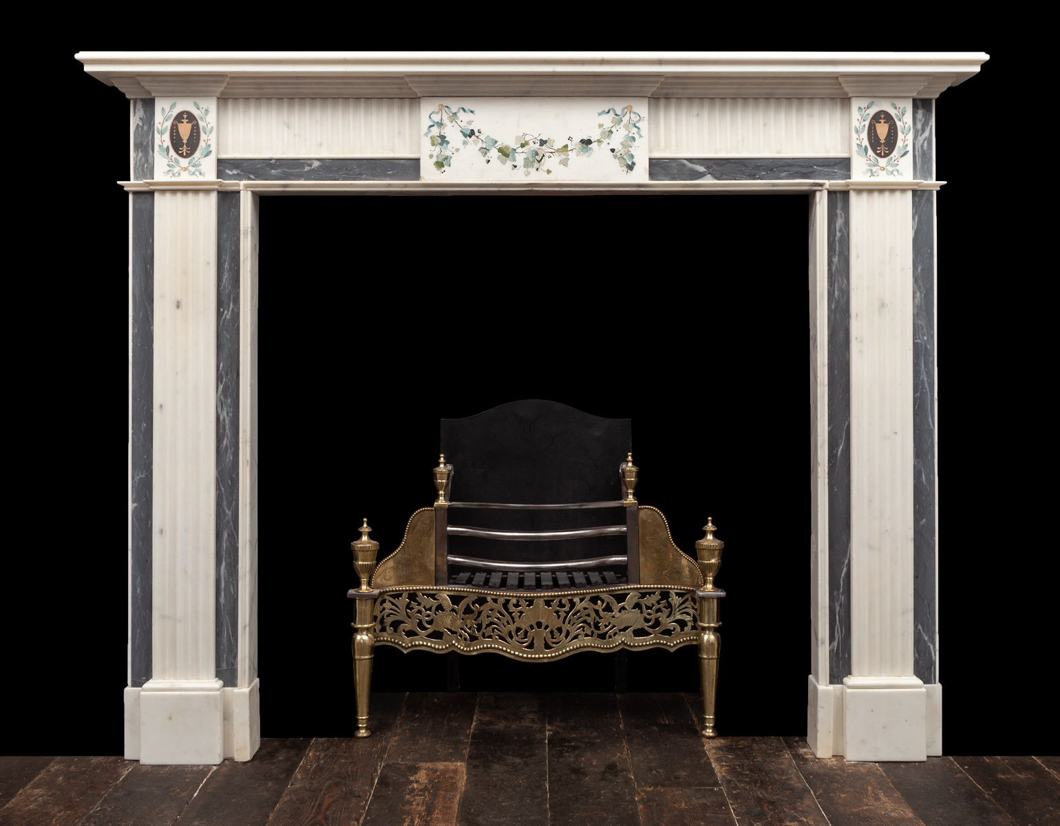 Neo Classical Fireplace 19329 19th Century 19th