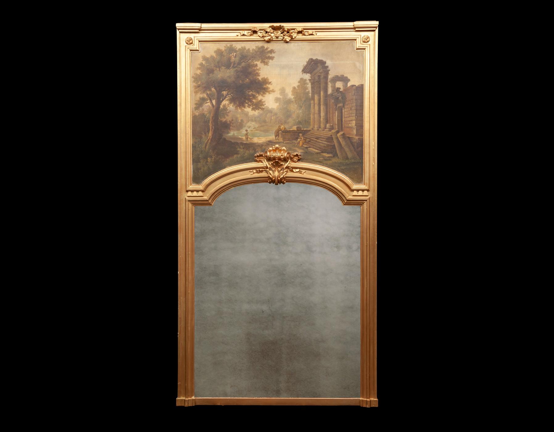 Trumeau Mirror – AF101