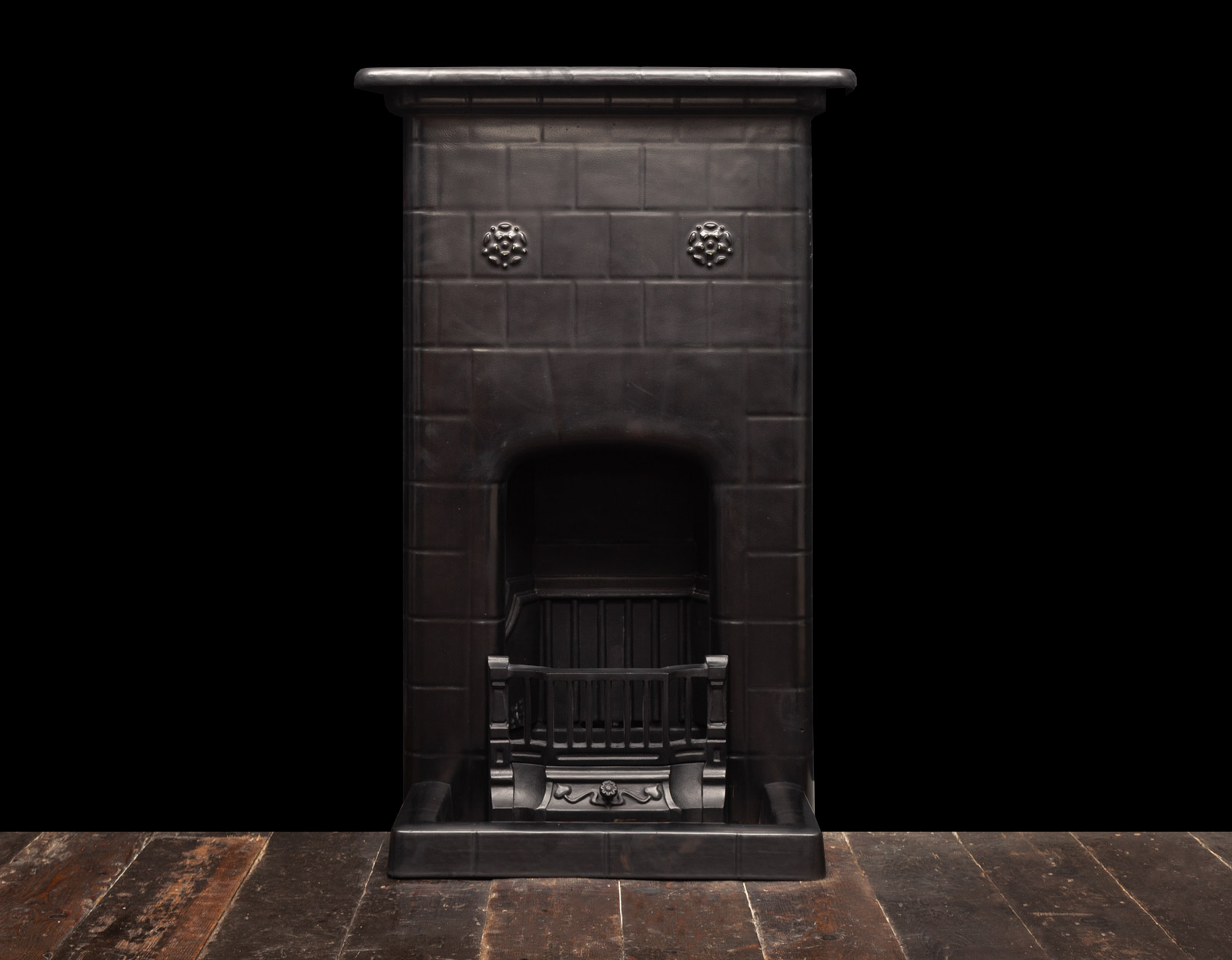 Cast-Iron Fireplace- Ci185