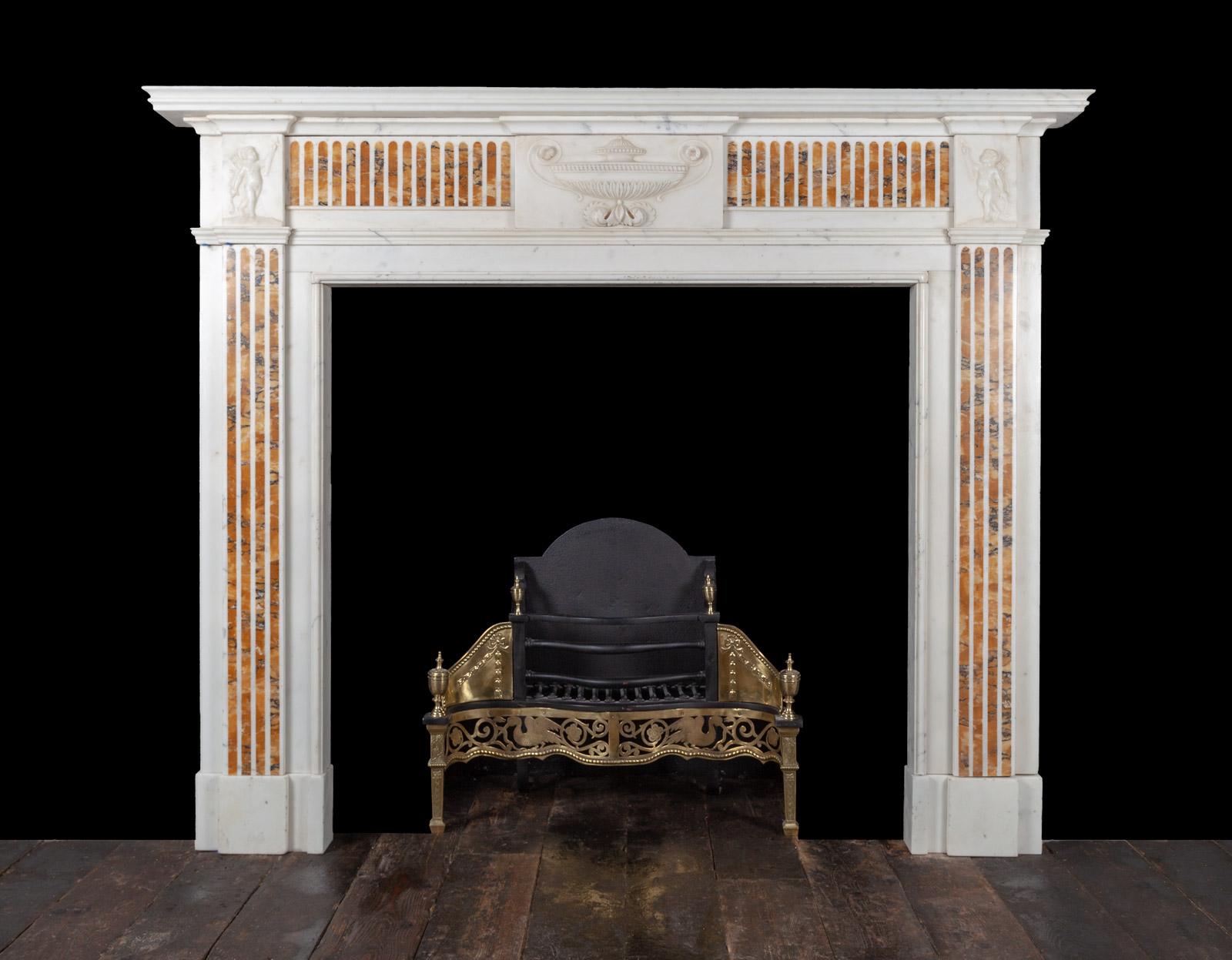 Sienna Fireplace – 19358