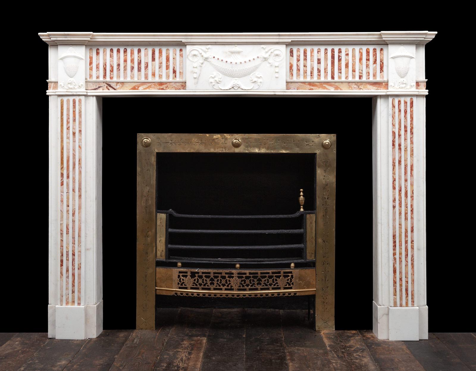 Georgian Fireplace – 19359