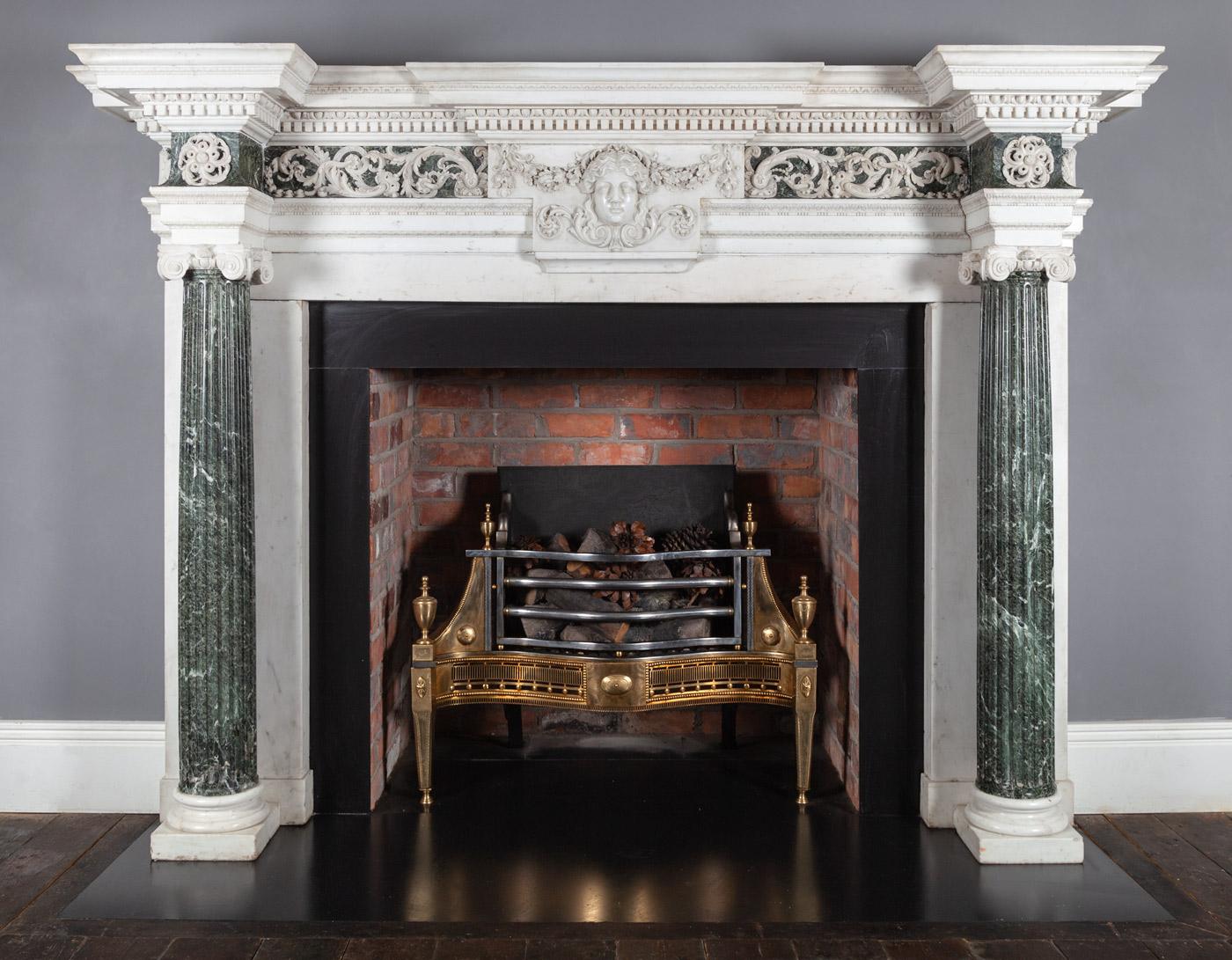 Isaac Ware Fireplace – 18121