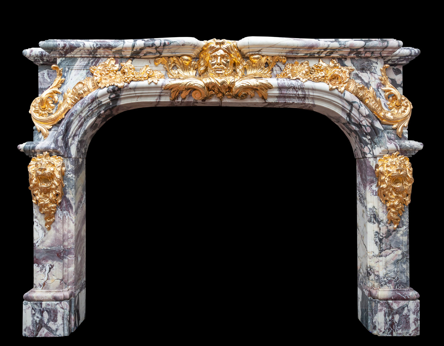 French Mantelpiece – 19364