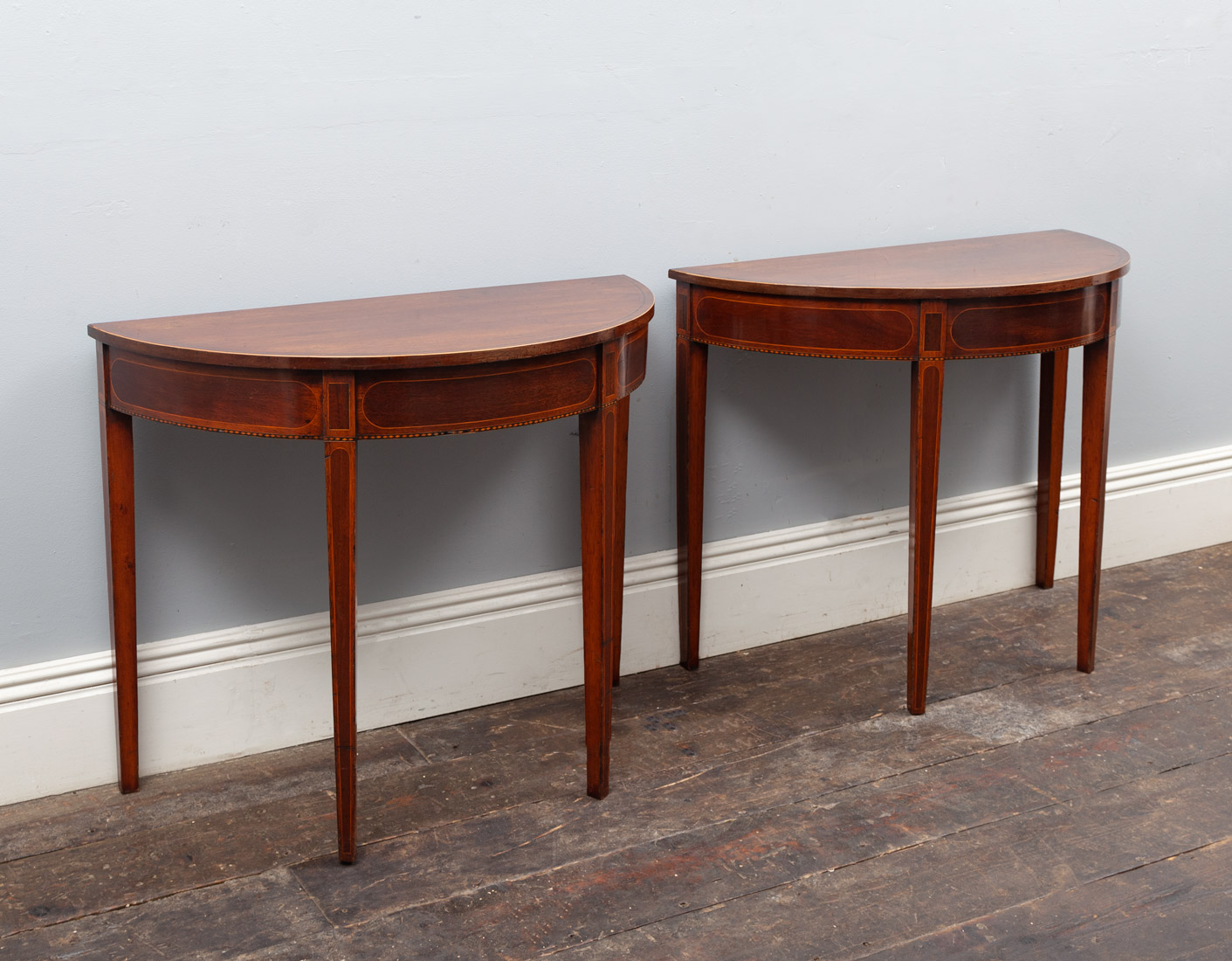 Pair of Tables – AF111