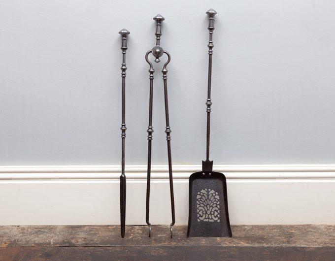 Antique firetools