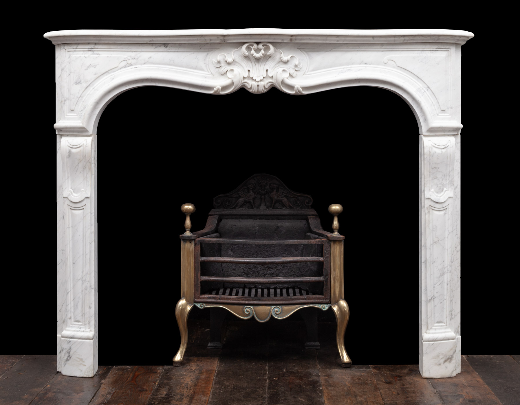 French Fireplace – 19369