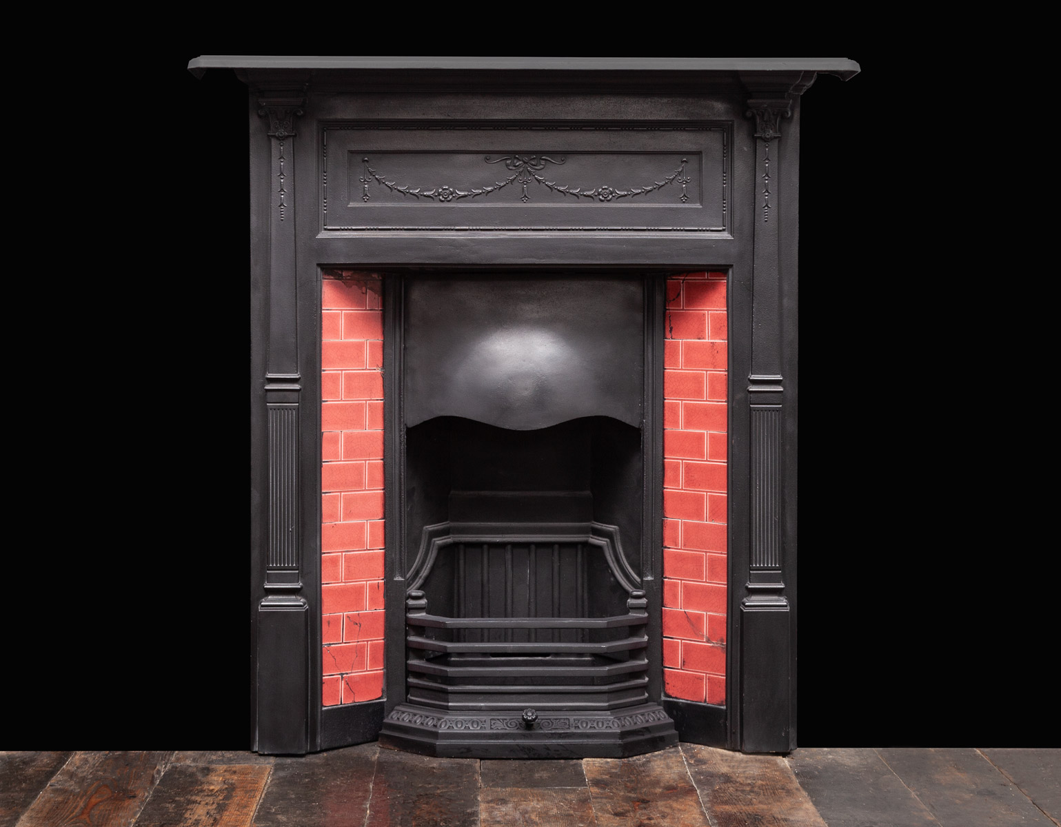 Cast iron Fireplace – Ci191