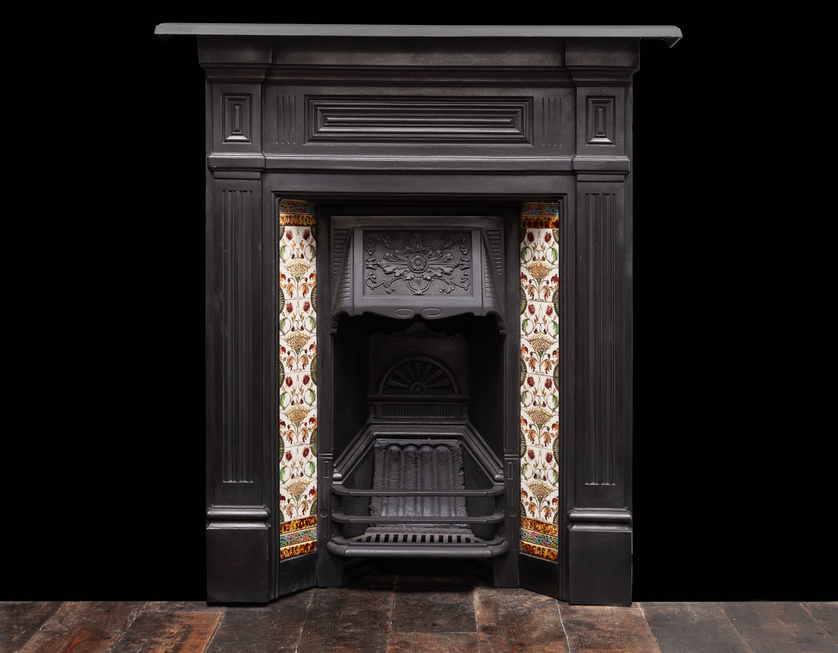 Cast-iron Fireplace – Ci193