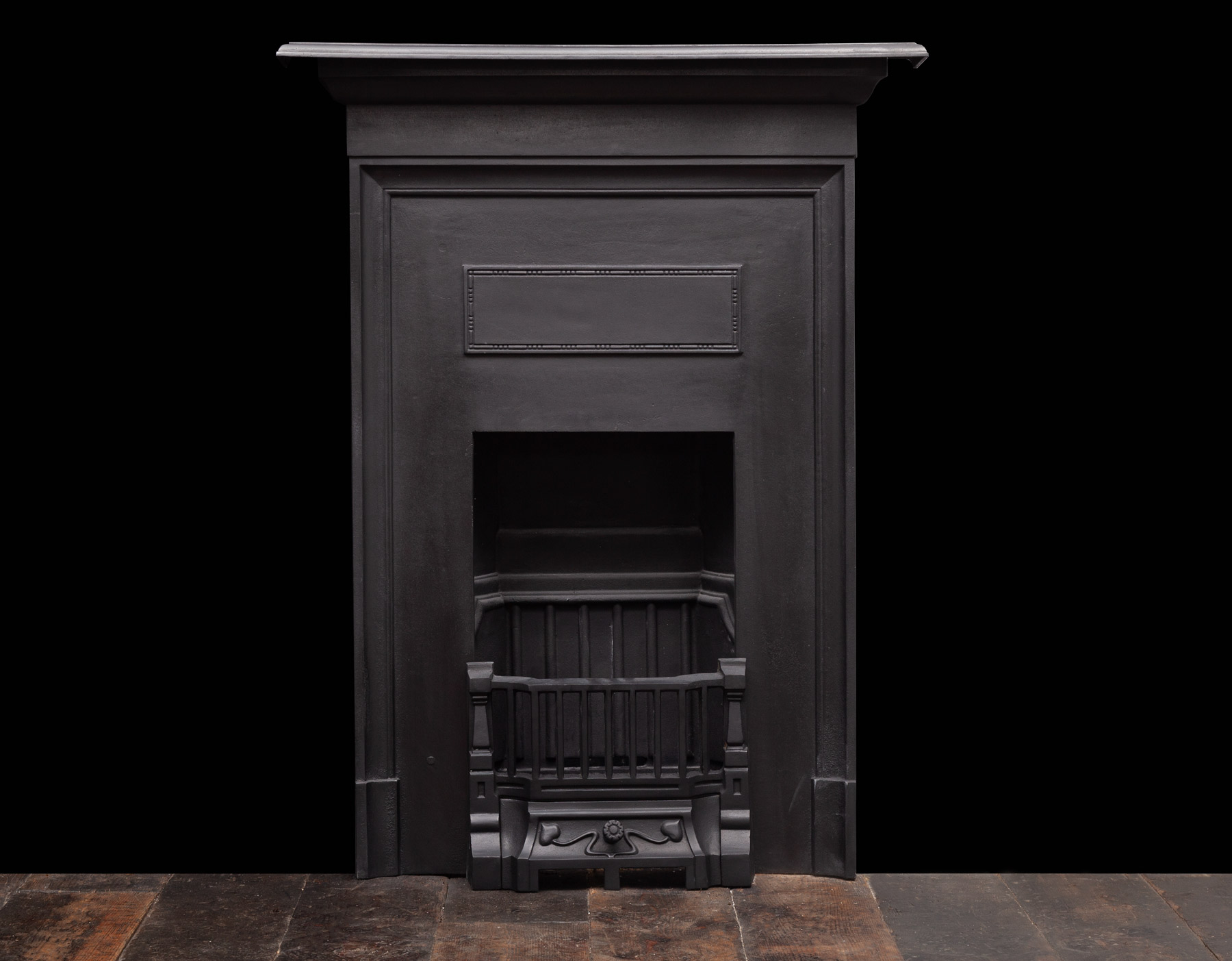 Cast-Iron Fireplace – Ci196