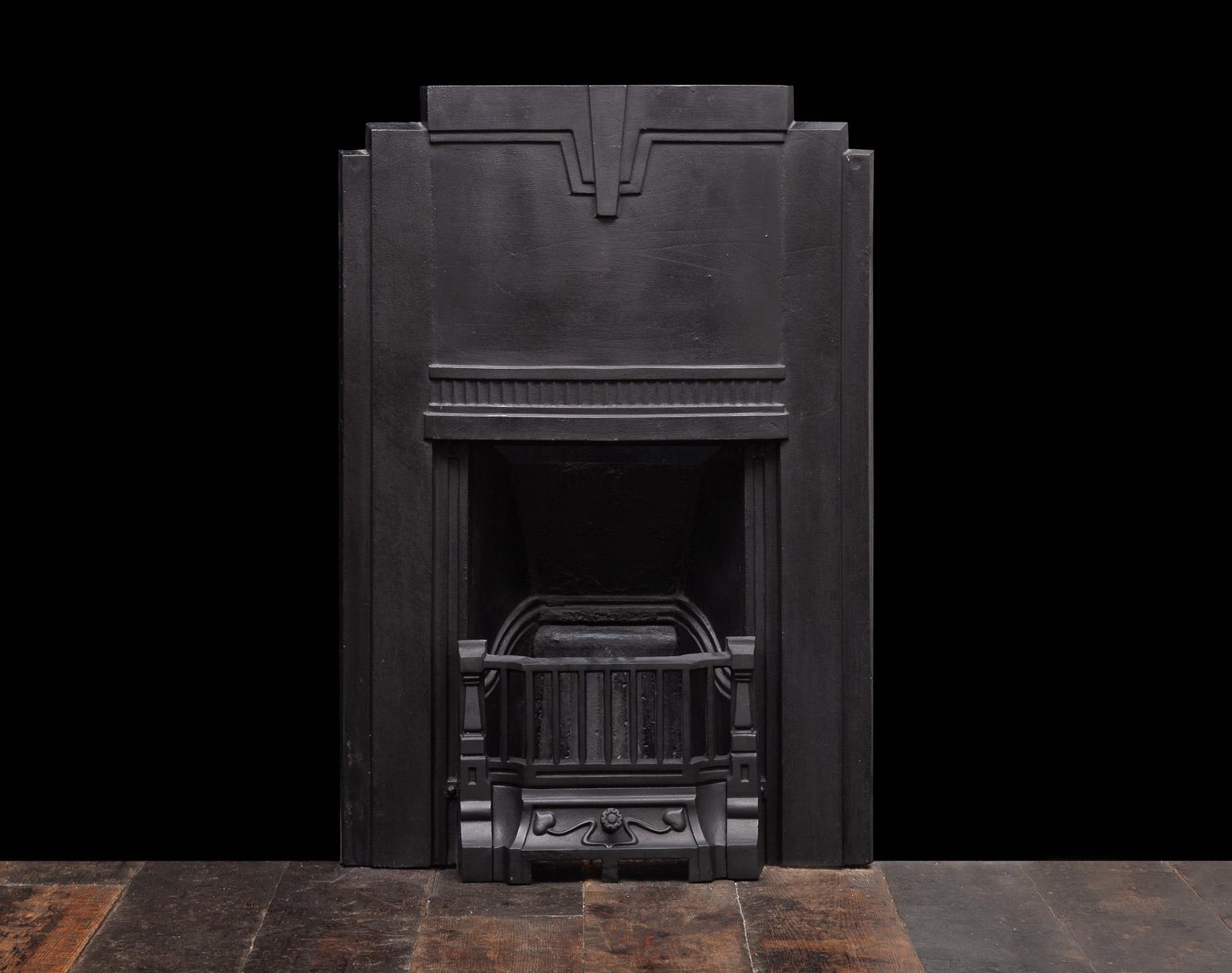 Cast-Iron Fireplace – Ci197