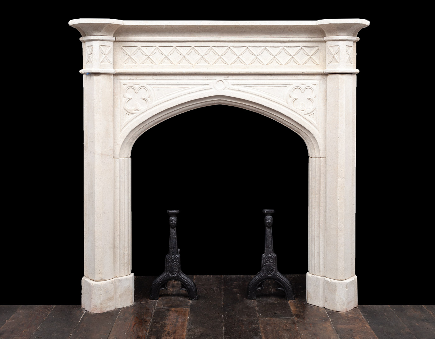 Gothic Fireplace – ST030