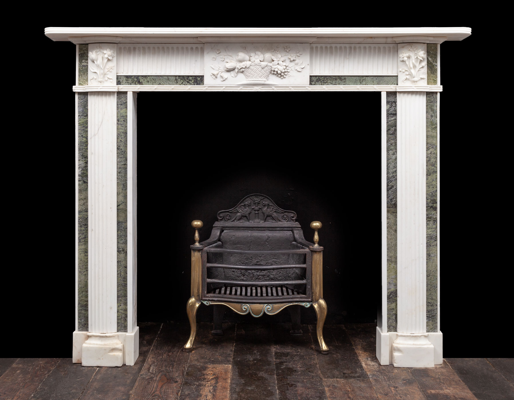 Georgian Fireplace – 19386