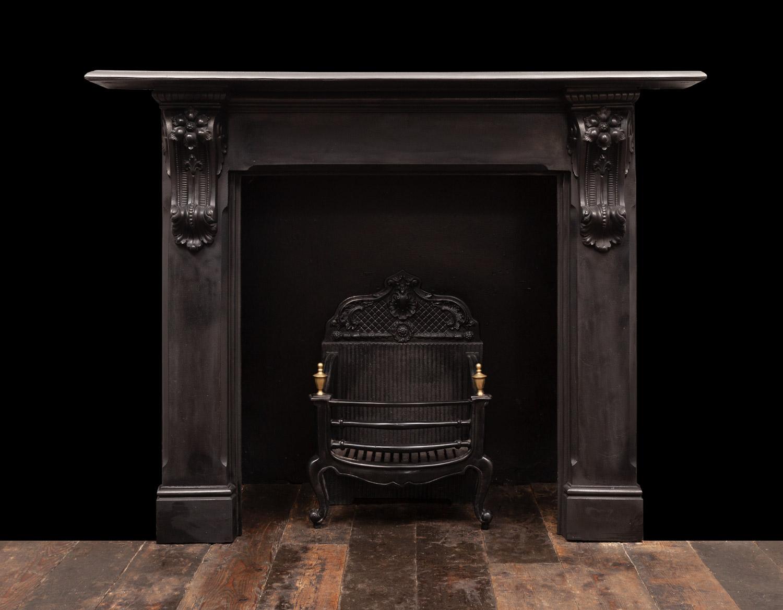 Cast-Iron Fireplace – Ci198