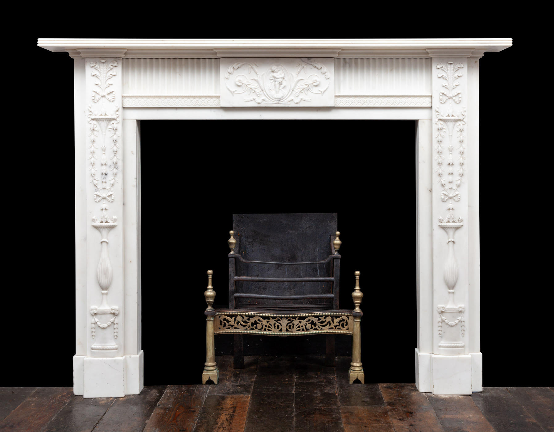 Georgian Mantel – 18199