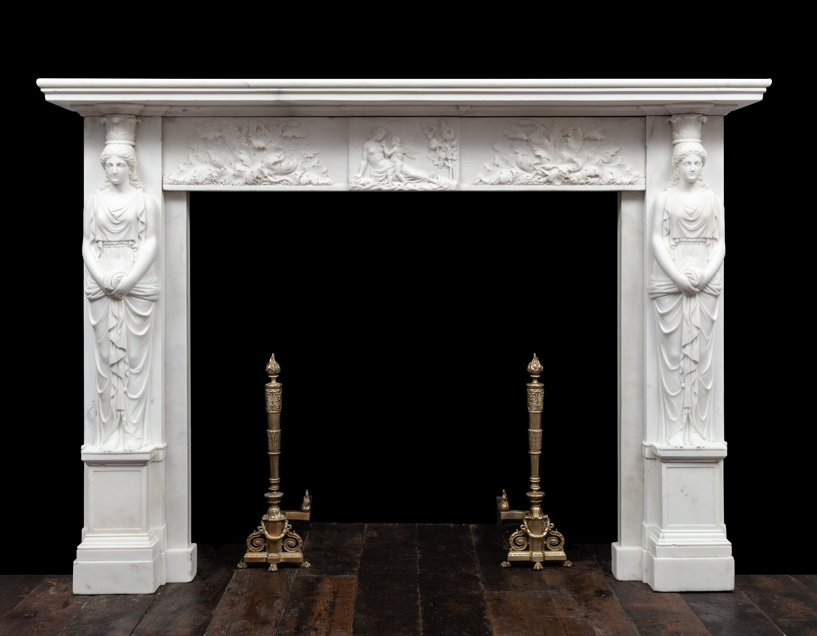 Antique Fireplace – 19403