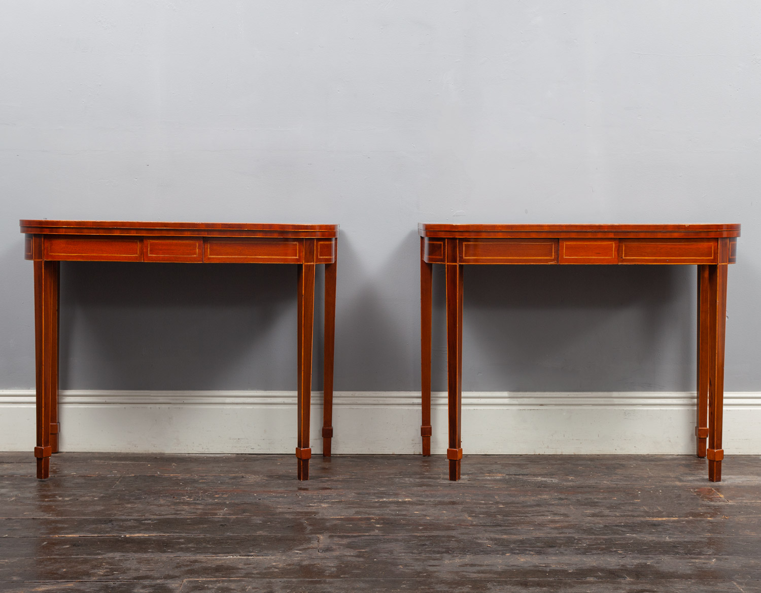 Pair of Tables – AF128
