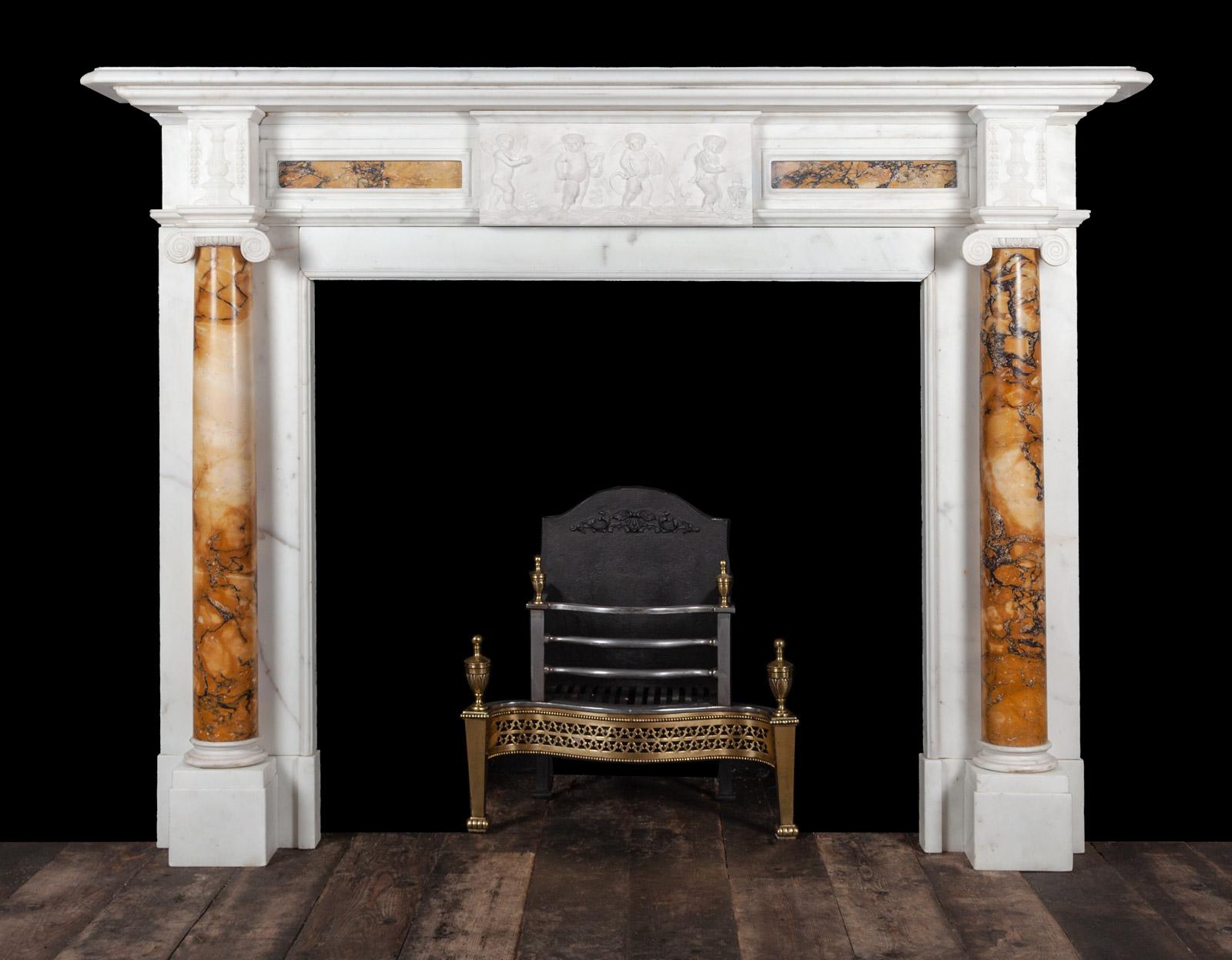 Sienna Fireplace – 19425