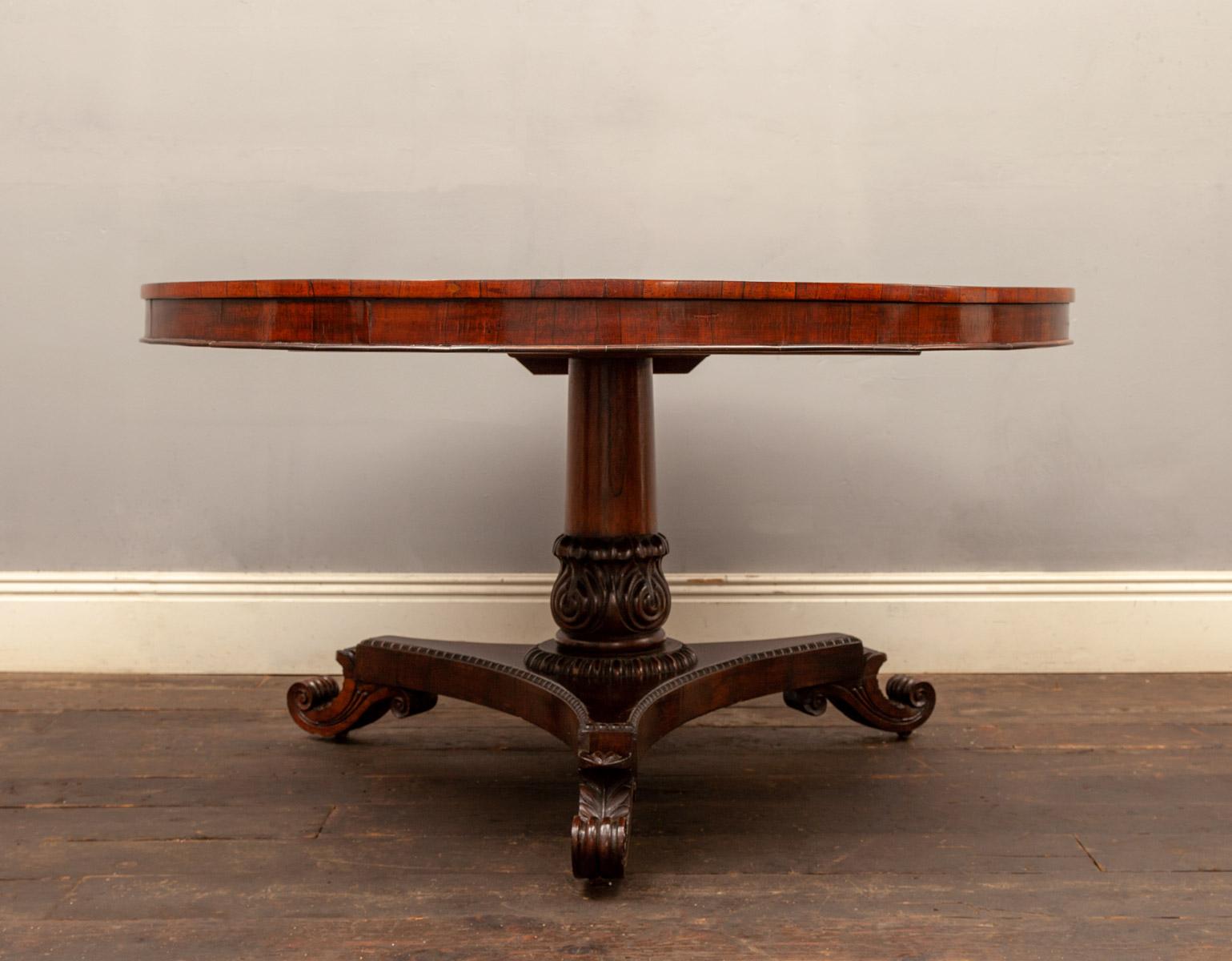 Rosewood Table – AF140