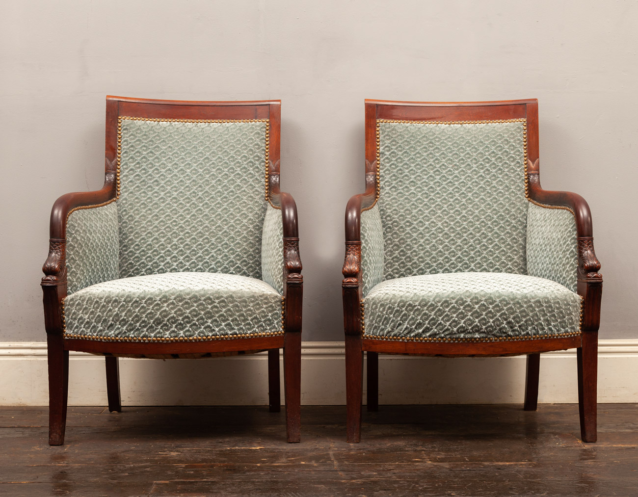 Pair of Chairs – AF142