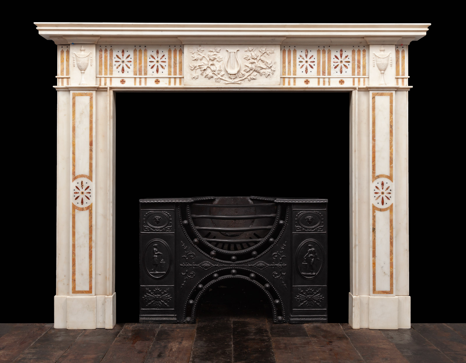 Georgian Fireplace – 18184