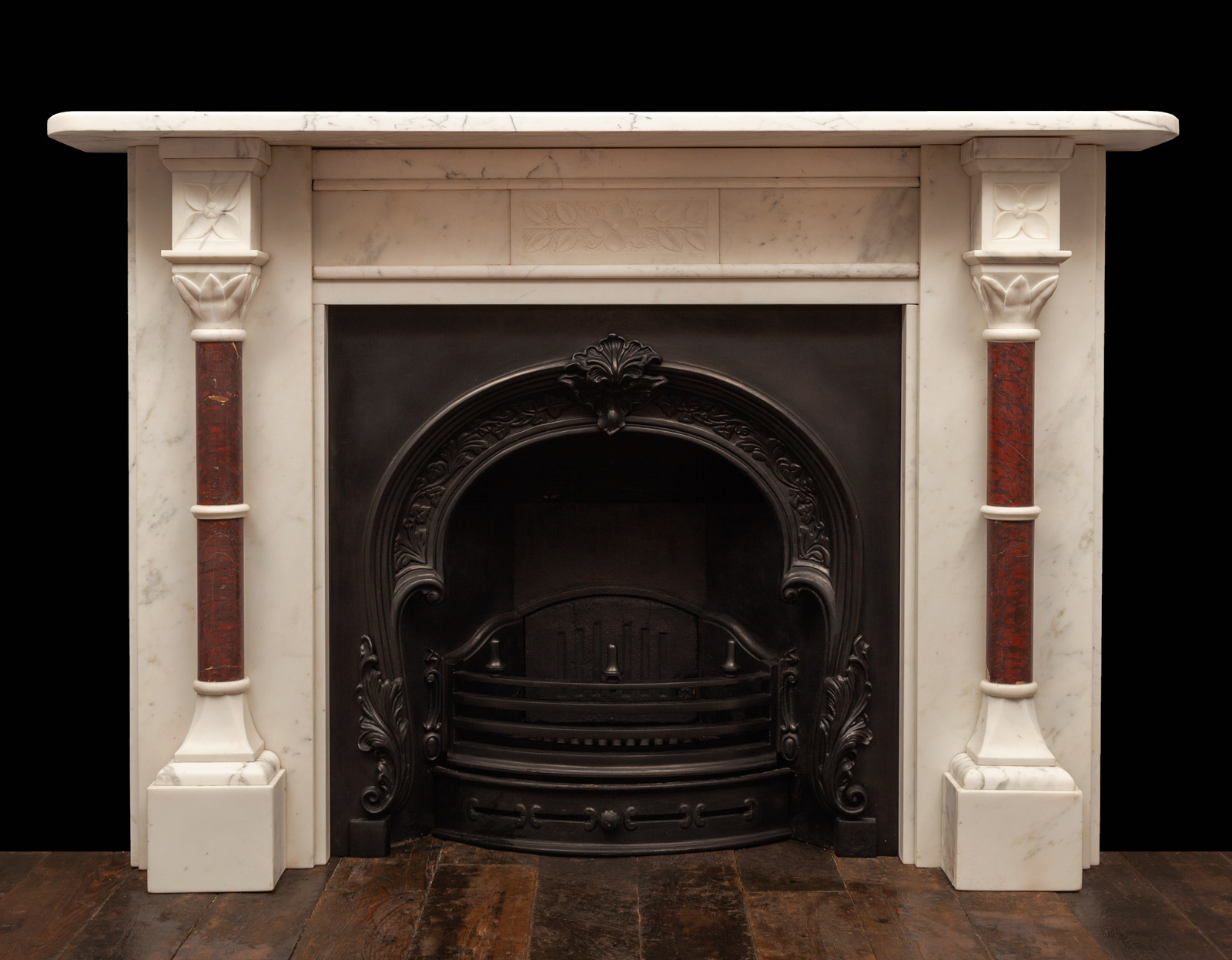 Victorian Fireplace – 19442