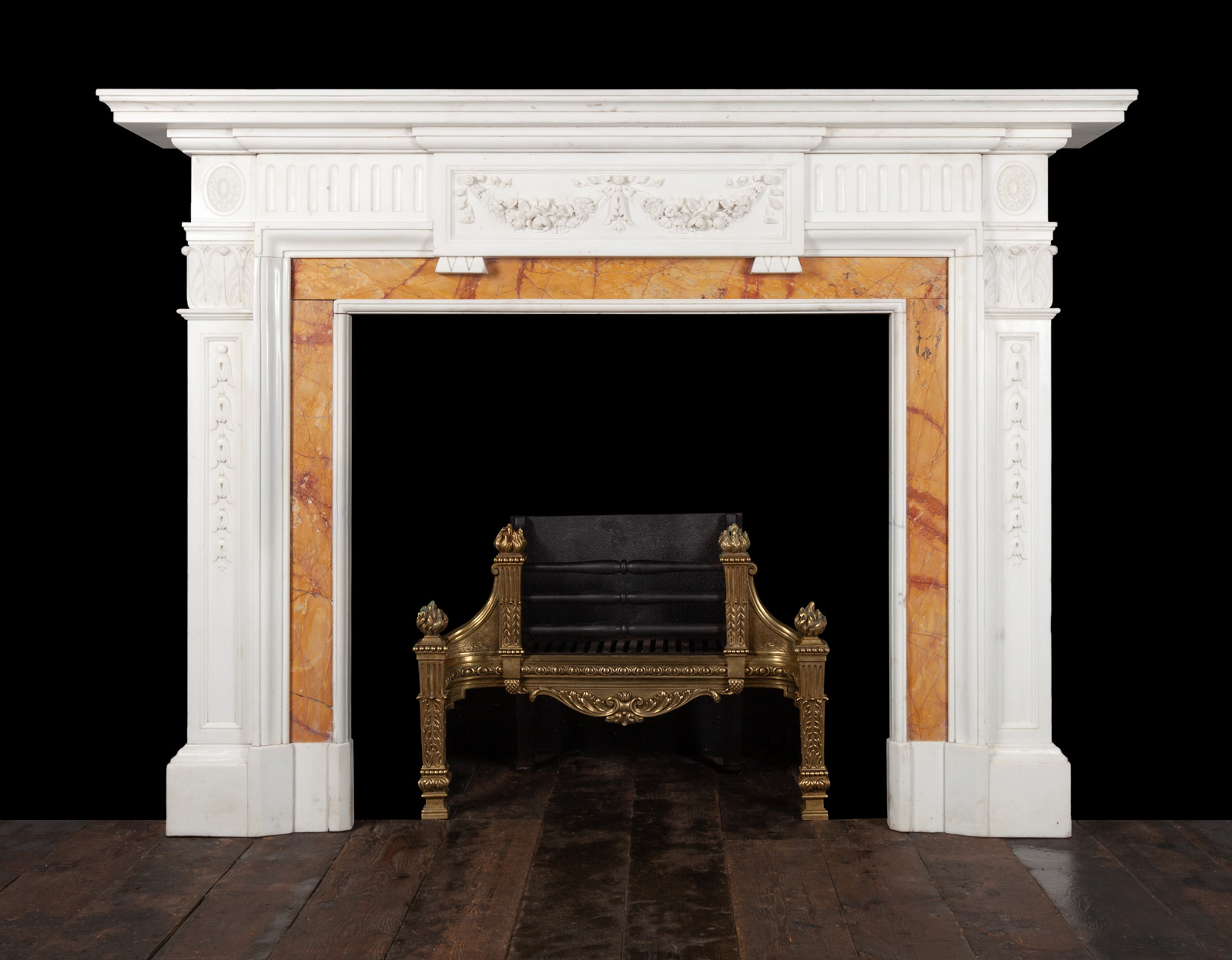 Victorian Fireplace – 19446