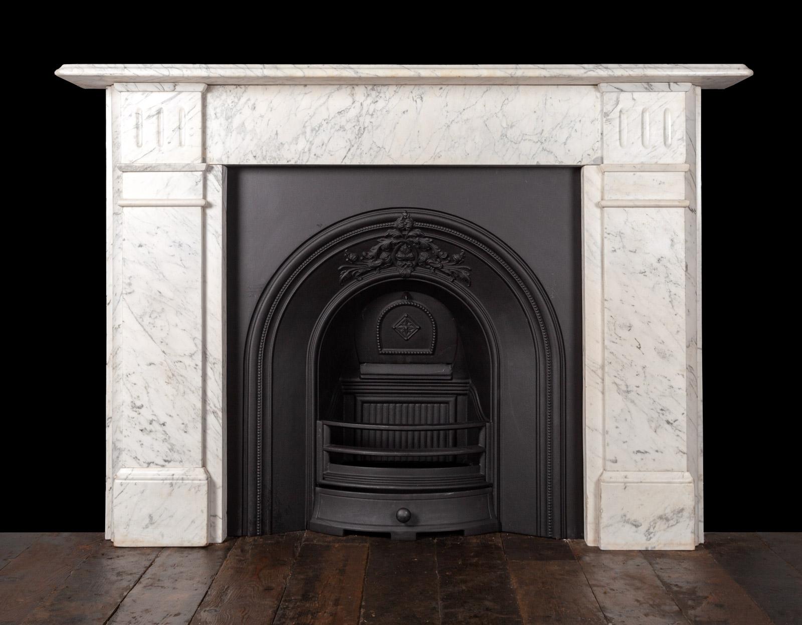 Carrara Fireplace – 19450