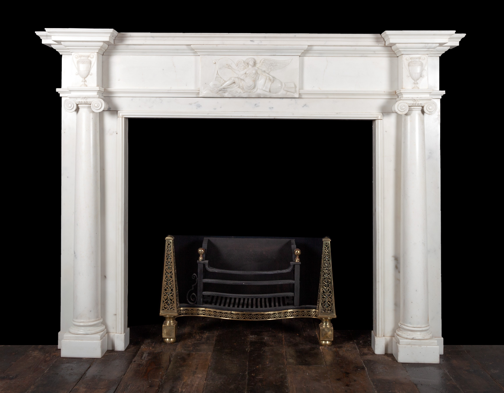 Marble Fireplace – 18187