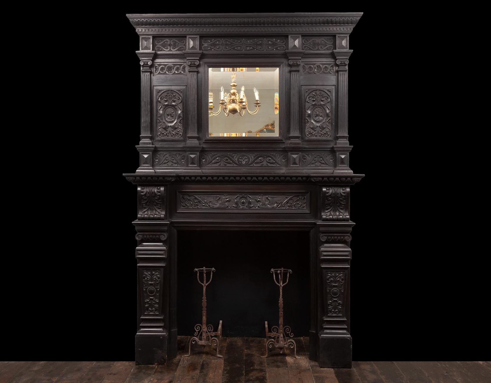 Jacobean Mantle – W147
