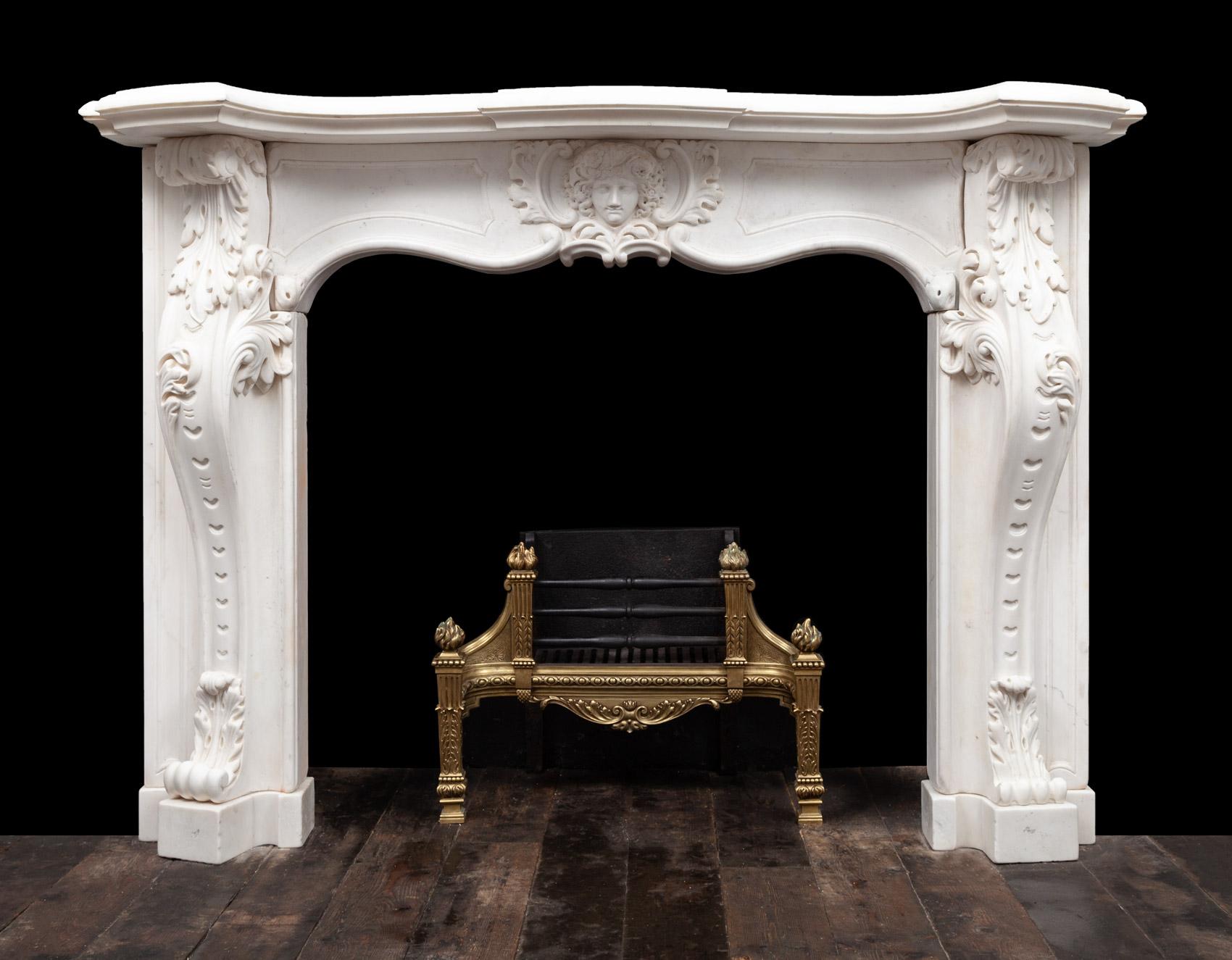 Rococo Mantle – 18189