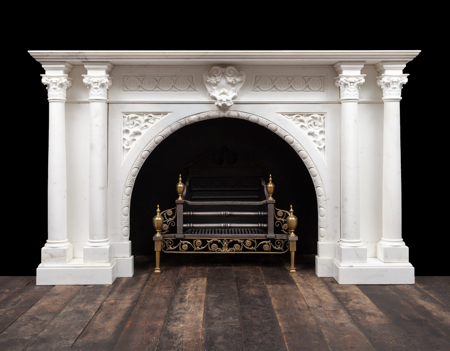 Marble Fireplace – 19463