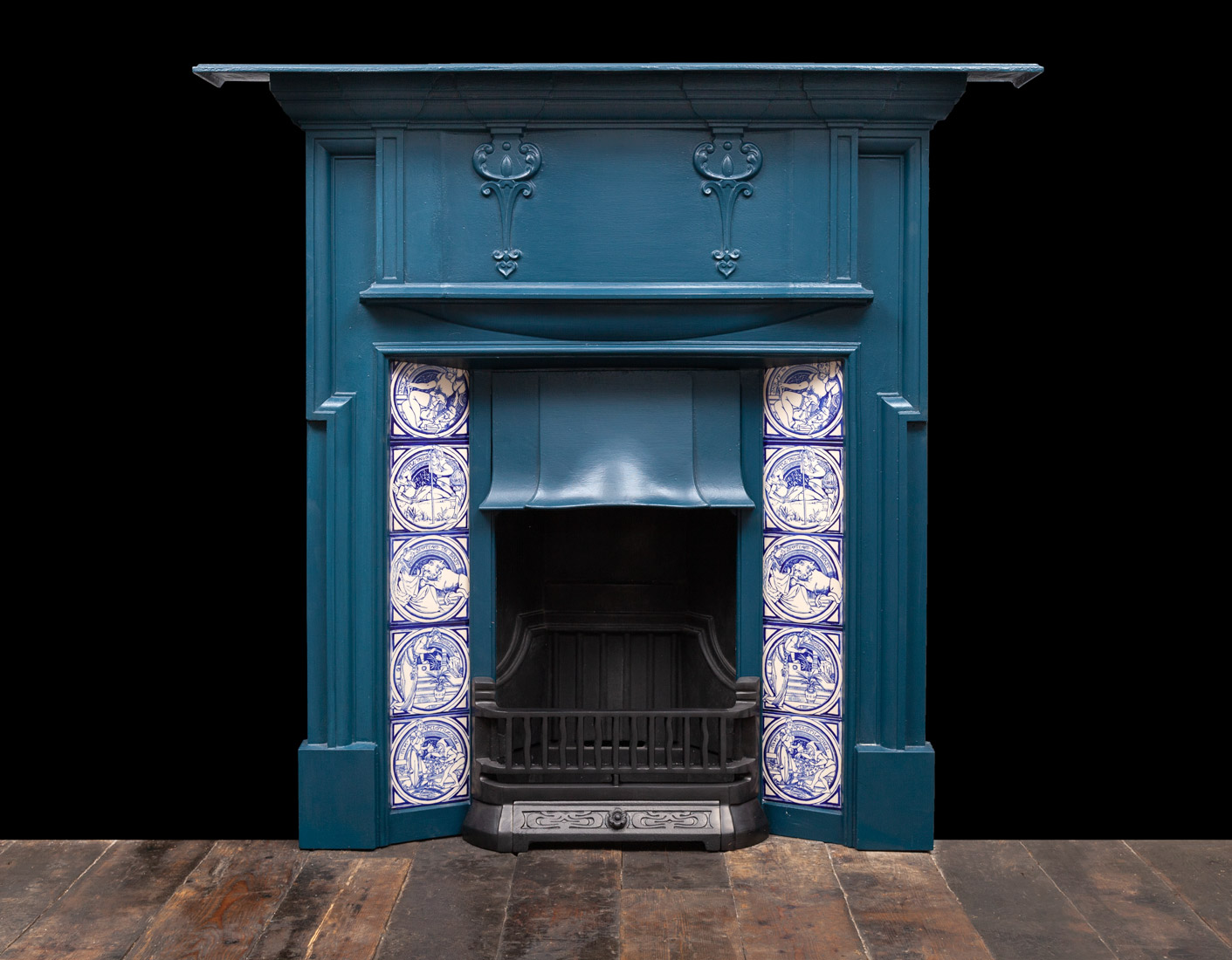 Painted cast iron – Ci214