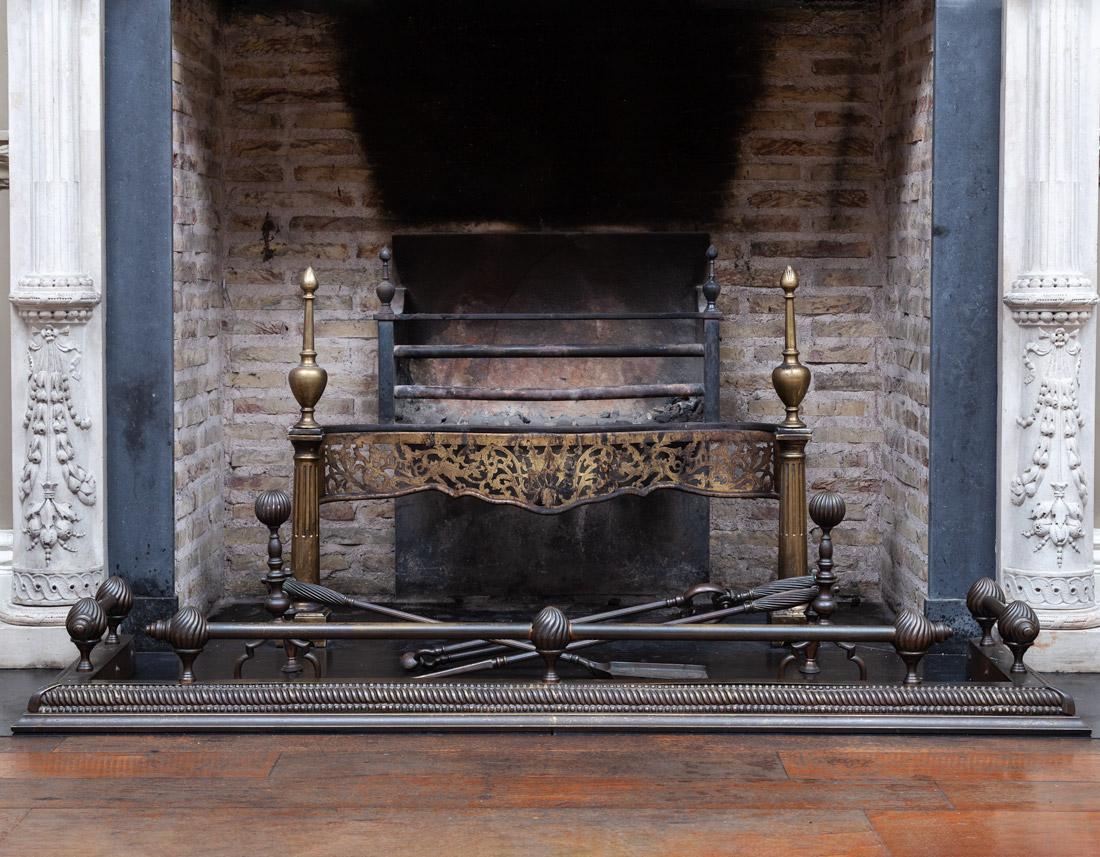Fireplace Fender – F078