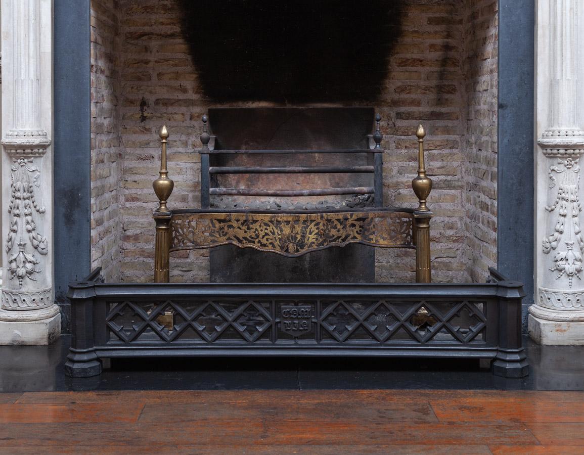 Fireplace Fender – F079