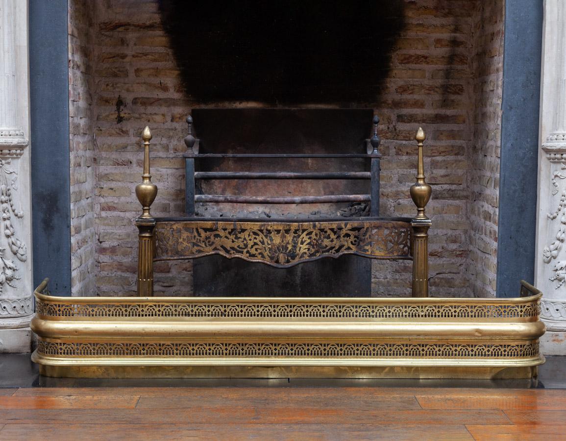 Fireplace Fender – F088