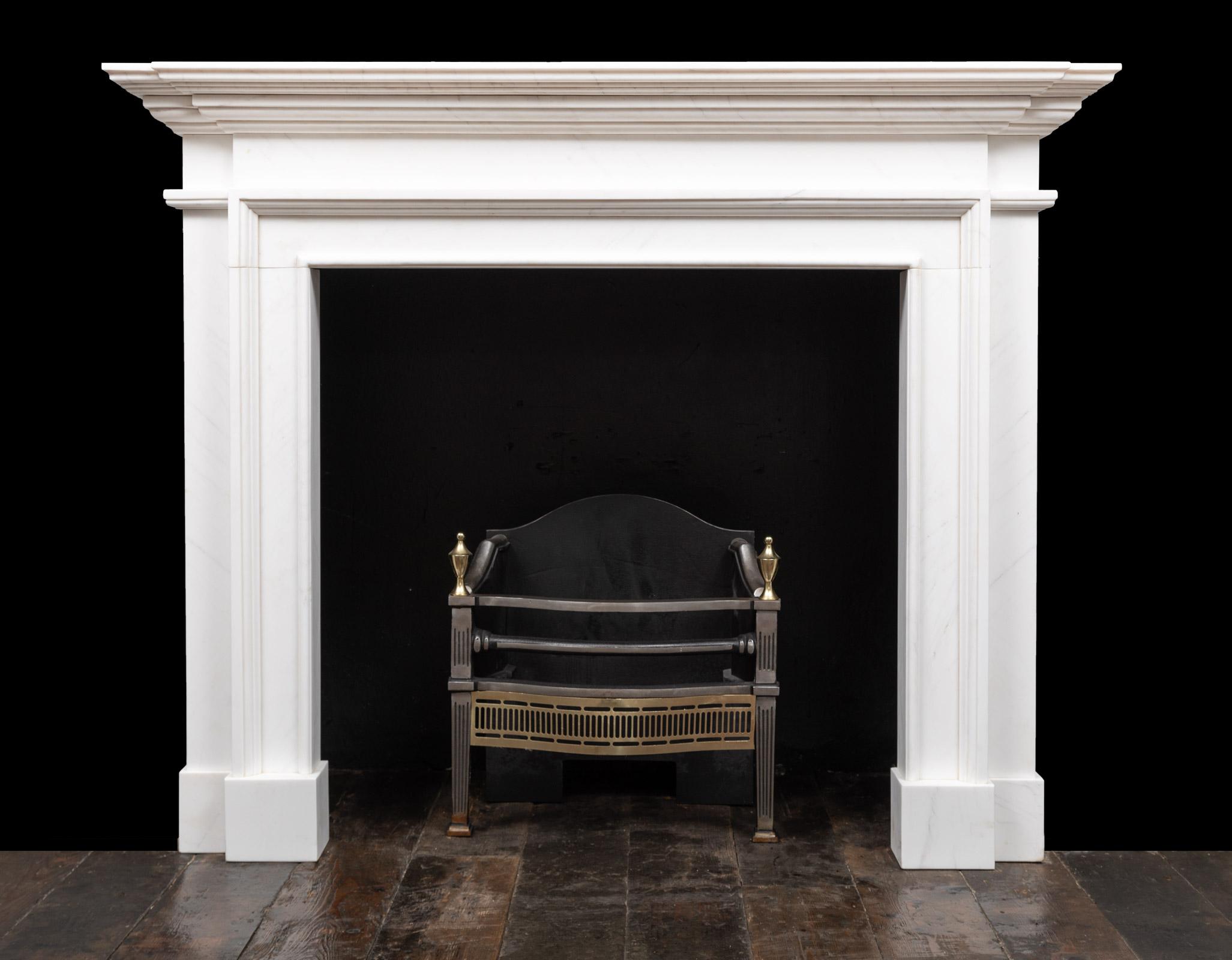 Clarendon 'white marble'