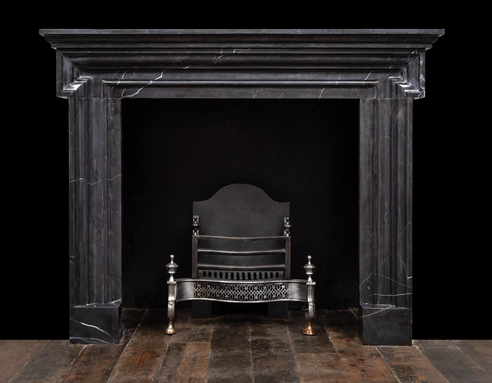 Lutyens 'Marble Fireplace'