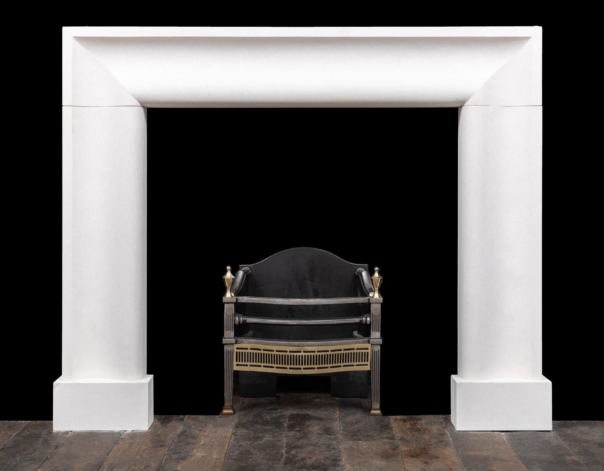Naples 'Stone Fireplace'